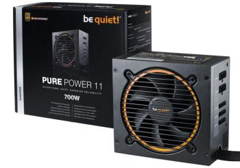 Build Your Own PC: be quiet! Pure Power 11 PSU