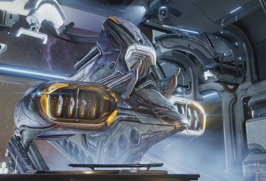 Everything can go wrong in Warframe's Empyrean, and it rules