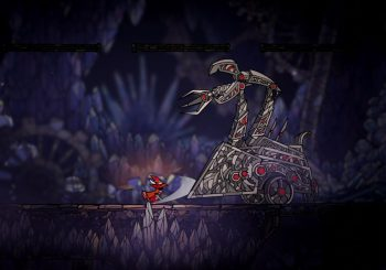 Gleamlight is a platform adventure that looks like stained glass, coming to Nintendo Switch