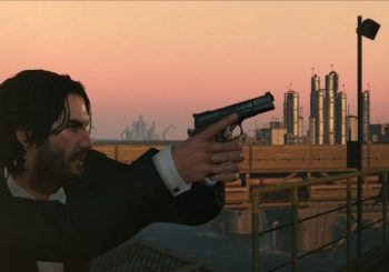 Metal Gear Solid 5 Mod Replaces Big Boss With Keanu Reeves