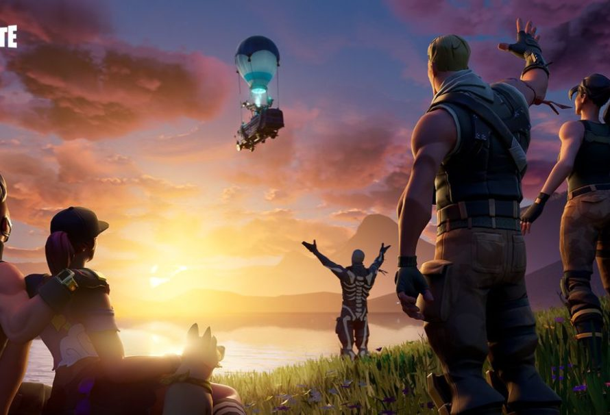 Only Fortnite could pull off a total blackout