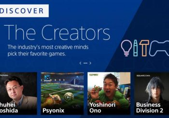 Sony Adds New Curator System to PlayStation Network