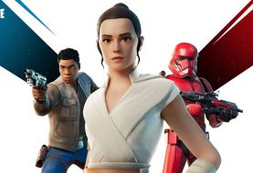Star Wars' Rey and Finn come to Fortnite