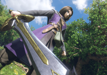 Super Smash Bros. Ultimate Adds Dragon Quest Character