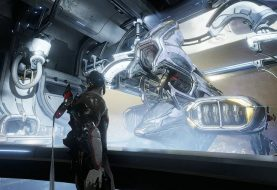 Warframe's Empyrean expansion is friendly to new players